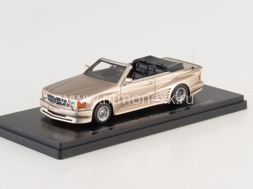 Mercedes 500 SEC Koenig Specials, metallic-beige