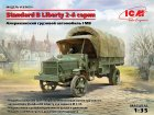 Standard B Liberty Series 2 WWI US Army Truck