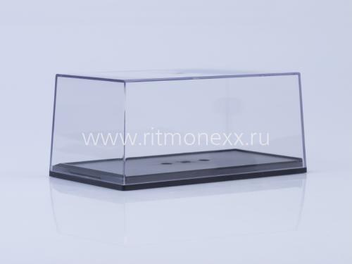 Пластиковый бокс для моделей, (155х90х70мм)