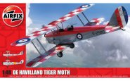 Самолета de Havilland D.H.82a Tiger Moth Airfix