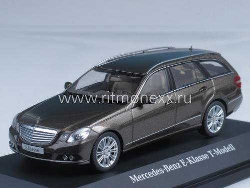 Mercedes-Benz E-Klasse T-Model Elegance 2009 (Grey)