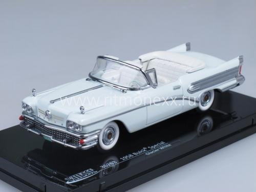 Buick Special (White), 1958