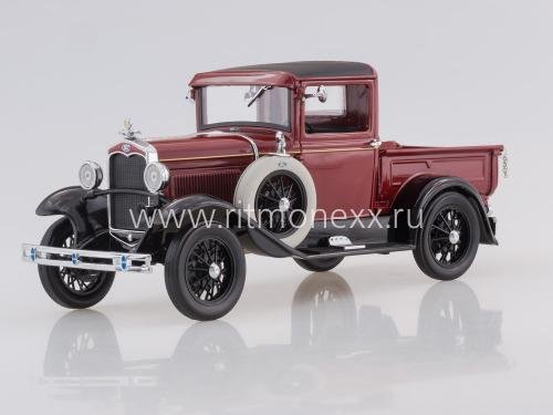 1931 Ford Model A Pickup (Red)