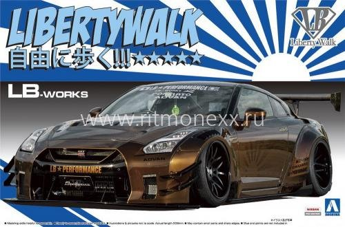 LB Works R35 GT-R type 2 Ver.1