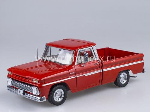CHEVROLET PICK-UP C-10 STYLE SIDE 1965, RED