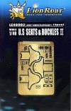 WWII U.S. Seats & Buckles Part II
