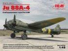 Ju 88A-4 Бомбардировщик стран Оси