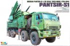 Russian Pantsir-s1/ SA-22 missile system