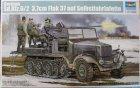 German Sd.Kfz.6/2 3.7cm Flak 37 auf