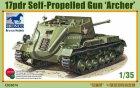 Английская САУ 17pdr Self-Propelled Gun 'Archer'