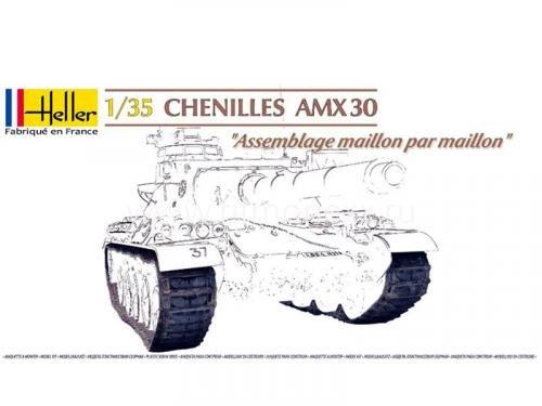 Траки сборные для Cheniles AMX30