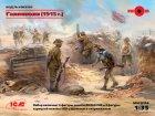 Gallipoli (1915) ANZAC Infantry (4 figures), Turkish Infantry (4 figures)