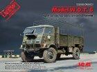 Model W.O.T.6 WWII British truck