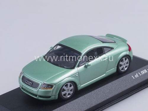 Audi TT, 2000 (Light Green metallic)