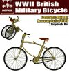 WWII British Miltary Bicycle