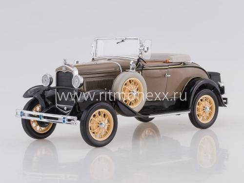 1931 Ford Model A Roadster (Stone Brown)
