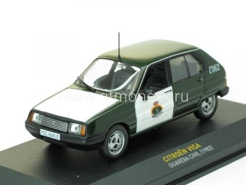 CITROEN Visa GUARDIA CIVIL (1982)