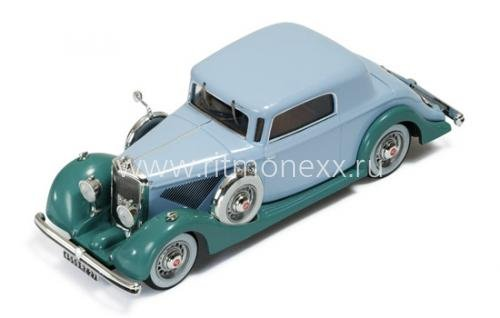 Panhard 6CS, green - light blue, 1935