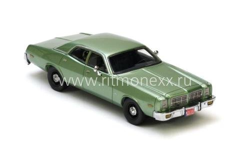 DODGE Monaco Metallic Green 1978