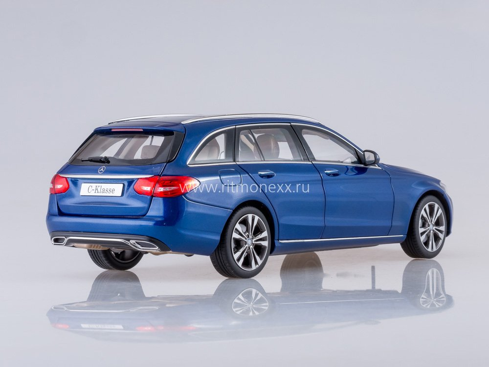 mercedes benz c klasse t modell s205 metallic blue 2014 mercedes benz. Black Bedroom Furniture Sets. Home Design Ideas