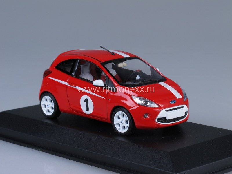 ford ka grand prix 2009 red ford. Black Bedroom Furniture Sets. Home Design Ideas