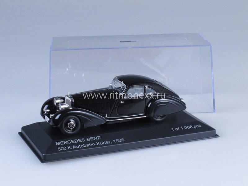 Mercedes benz 500k autobahn kurier 1935 mercedes benz for Mercedes benz autobahn