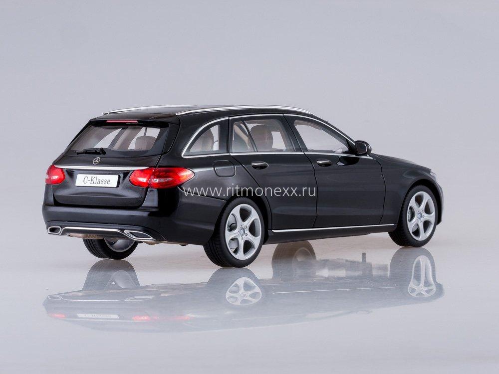 Mercedes benz c class estate s205 black mercedes benz for Black mercedes benz c class