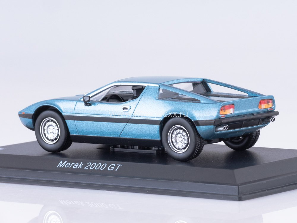 Maserati Merak 2000 GT, 1977 - Maserati
