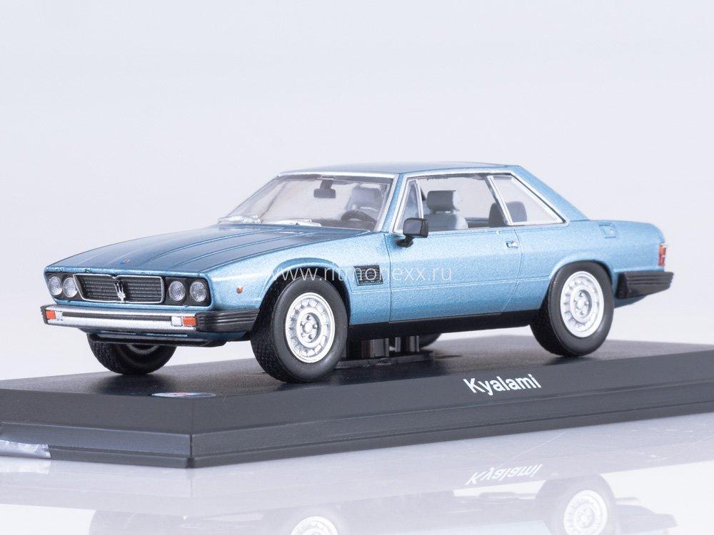 Maserati Kyalami, 1976 - Maserati