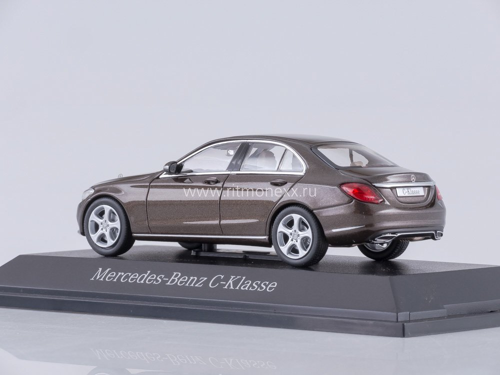 mercedes benz c klasse w205 metallic brown 2014. Black Bedroom Furniture Sets. Home Design Ideas