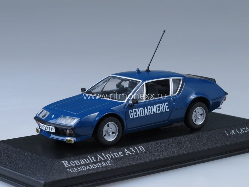 renault alpine a310 gendarmerie renault. Black Bedroom Furniture Sets. Home Design Ideas