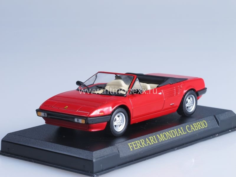 ferrari mondial cabrio ferrari. Black Bedroom Furniture Sets. Home Design Ideas