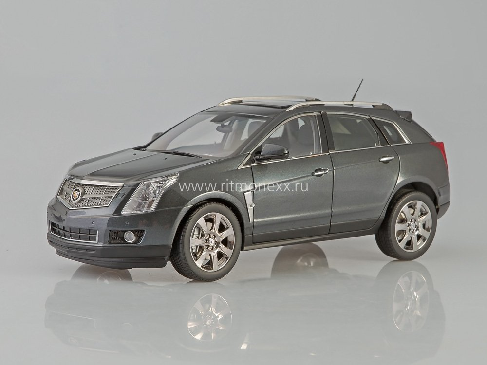 cadillac srx crossover 2010 grey flannel suv 39. Black Bedroom Furniture Sets. Home Design Ideas