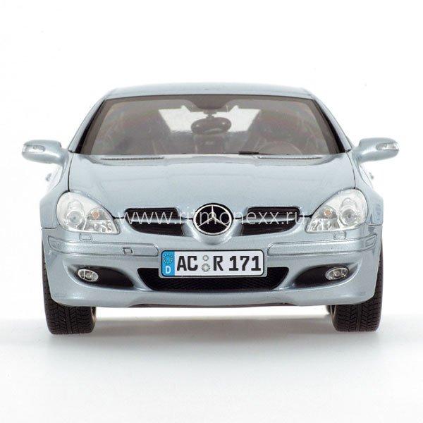 Minichamps 1 18 Bentley Continental Gtc 2006 Silver: Масштабная модель MERCEDES-BENZ SLK-CLASS