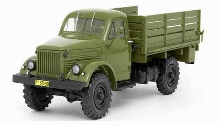 ГАЗ 63 4х4 бортовой