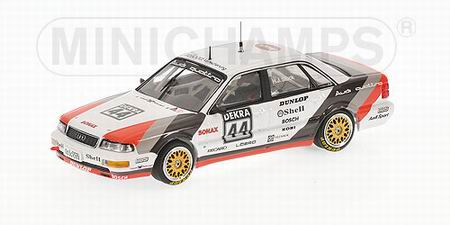 AUDI V8 - TEAM SMS - DTM CHAMPION (Hans J.Stuck) 1990