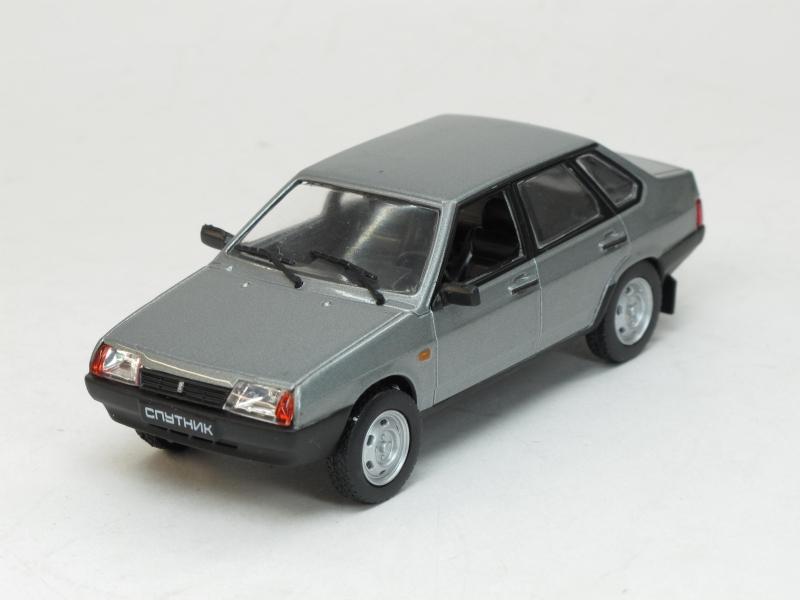 Автолегенды СССР №56 ВАЗ-21099