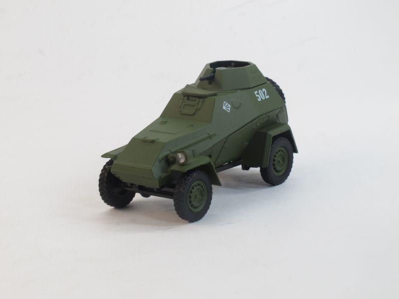 Автолегенды СССР №75, БА-64 (модель + журнал)