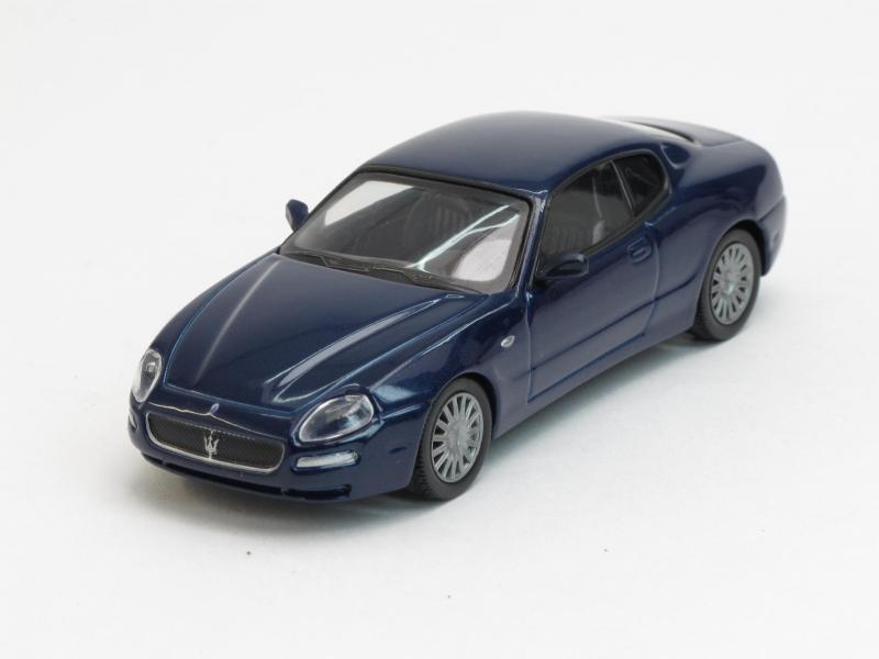 Maserati Coupe (модель + журнал), журнальная серия Суперкары