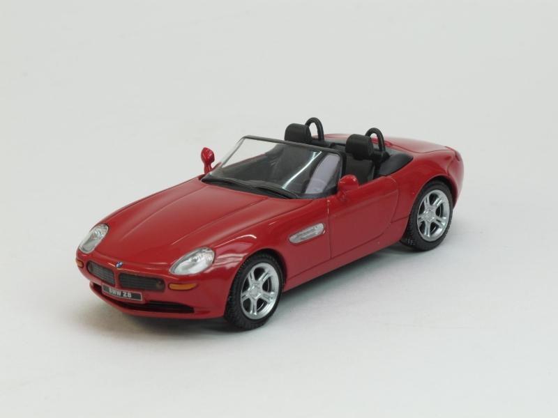 BMW Z8 (модель + журнал), журнальная серия Суперкары