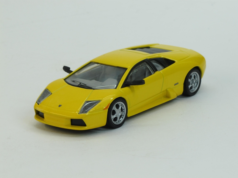 Lamborghini Murcielago (модель + журнал), журнальная серия Суперкары