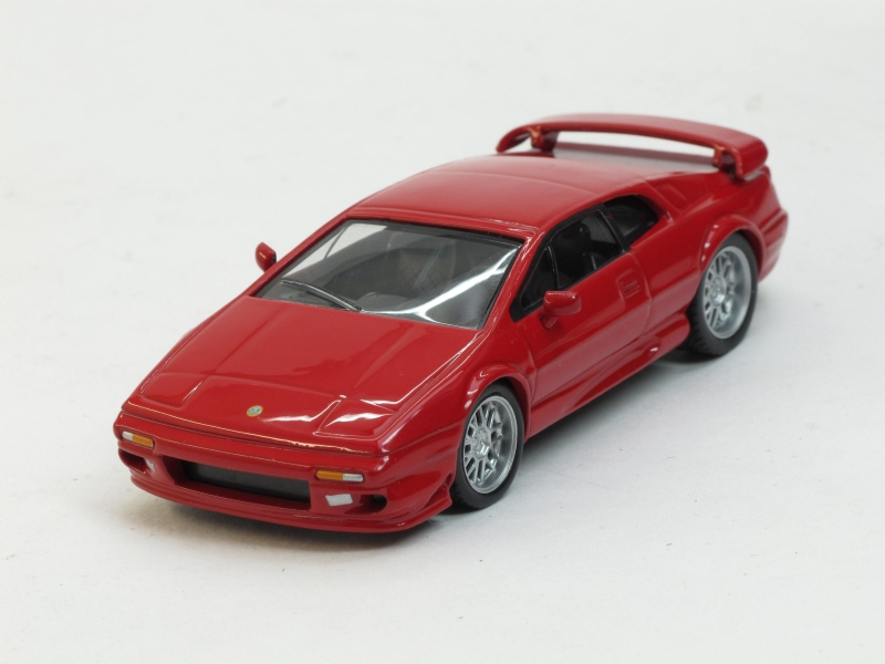 Lotus Esprit V8 (модель + журнал), журнальная серия Суперкары