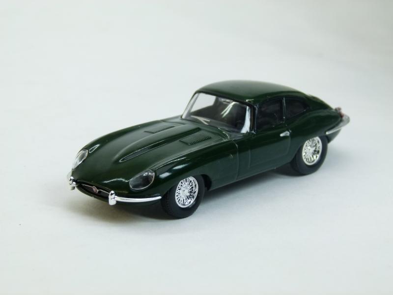 Jaguar E-Type 1962 (модель + журнал), журнальная серия Суперкары