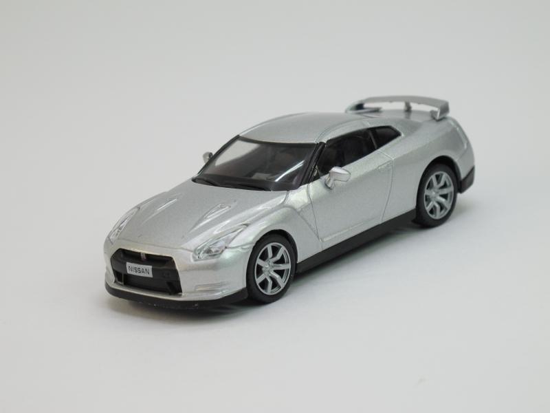 Nissan GT-R (модель + журнал), журнальная серия Суперкары