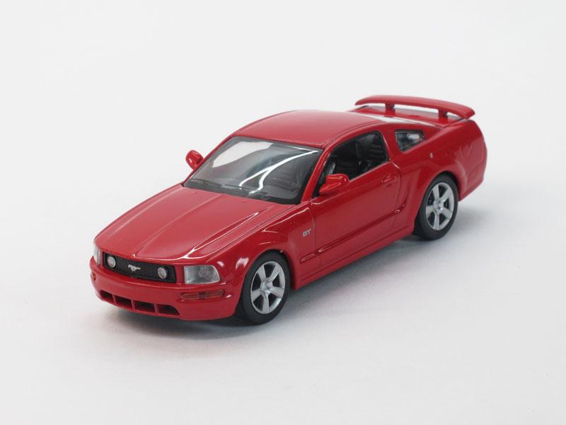 Ford Mustang GT (модель + журнал), журнальная серия Суперкары