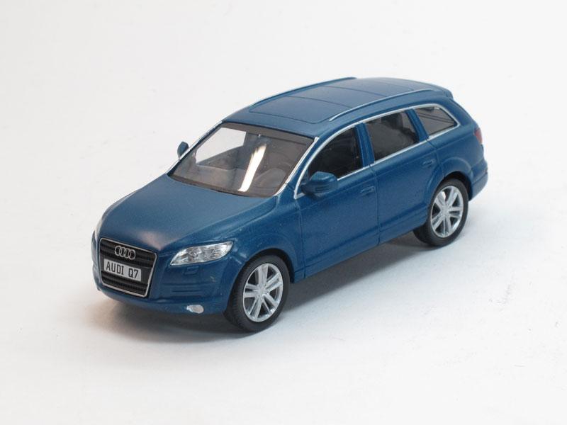 Audi Q7 (модель + журнал), журнальная серия Суперкары