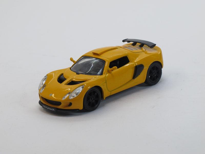 Lotus Exige (модель + журнал), журнальная серия Суперкары