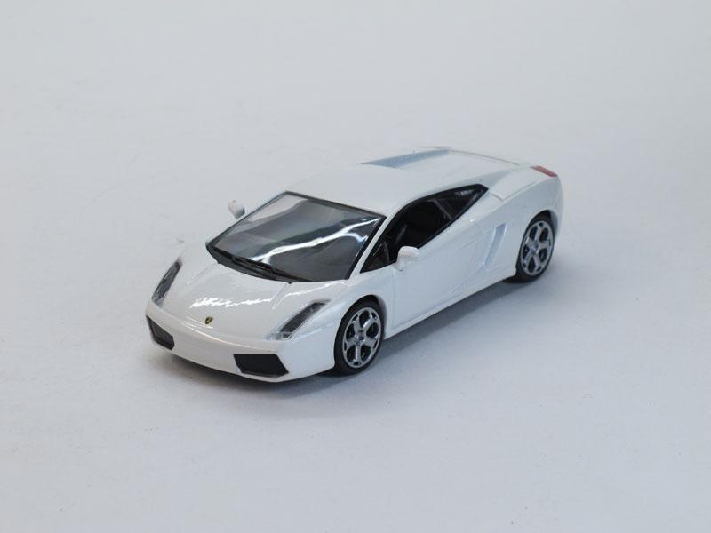 Lamborghini Gallardo (модель + журнал), журнальная серия Суперкары