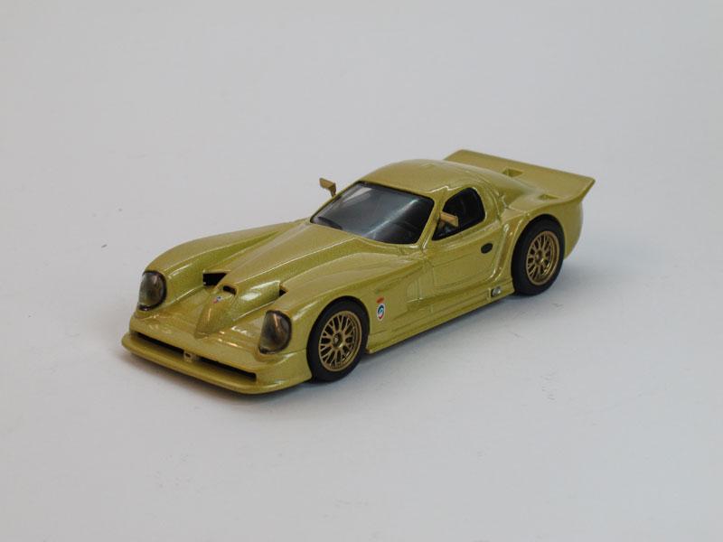 Panoz Esperante GTR (модель + журнал), журнальная серия Суперкары