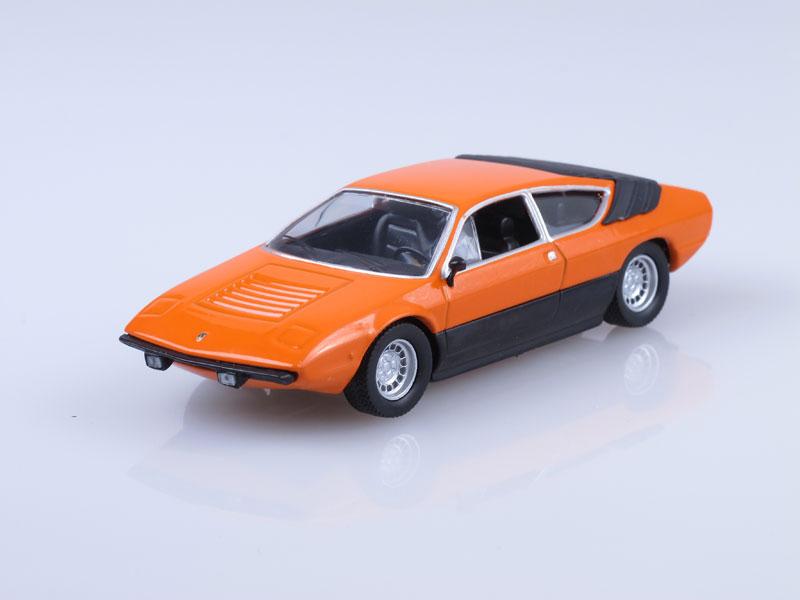Lamborghini Urraco (модель + журнал), журнальная серия Суперкары